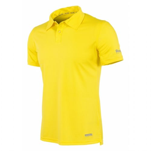 Reece Darwin Climatec Polo Yellow Unisex Junior